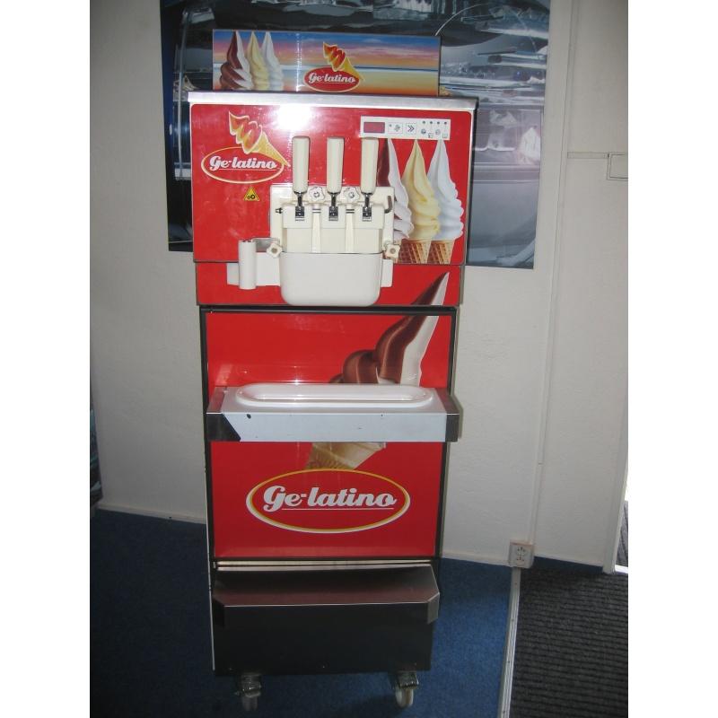 Coldelite EF 203 BIB - Výrobníky točené zmrzliny