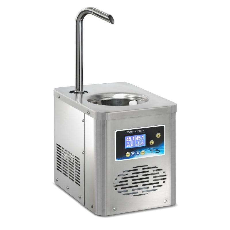 Pomati T5 Ice - Výrobníky horké čokolády