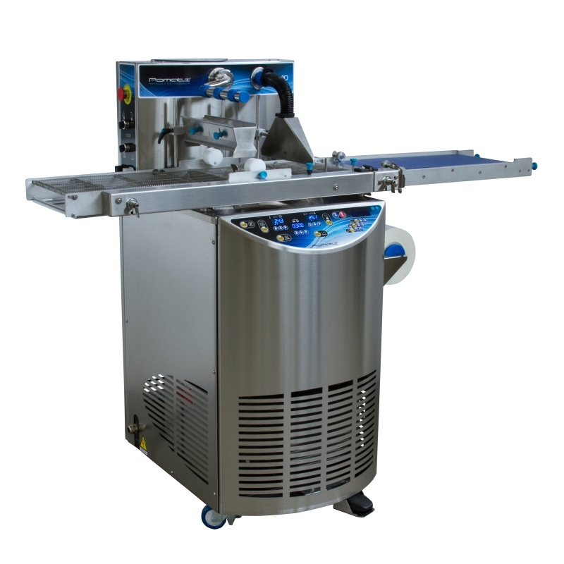 Pomati T20 - Temperovací stroje na čokoládu