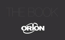 The Book Orion 2012