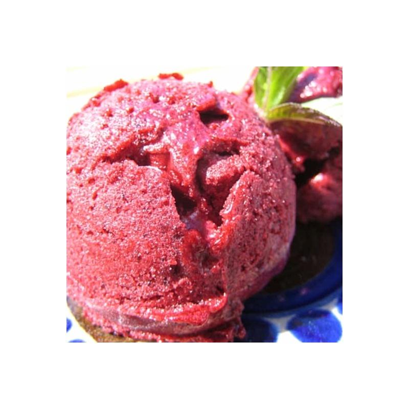 Pasty pro ovocné zmrzliny MEC3